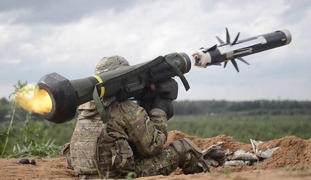 Javelin уже поставили в Украину