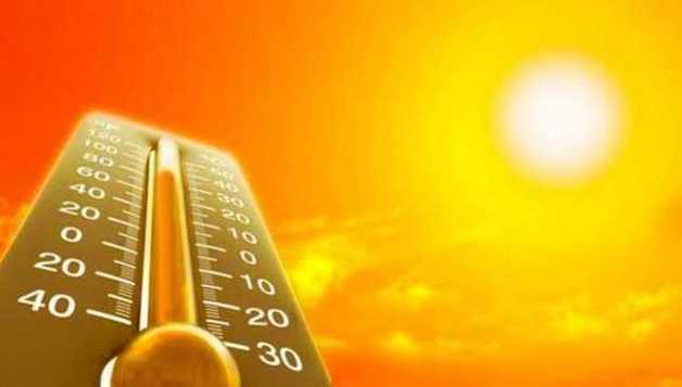 Завтра в Украине будет очень жарко