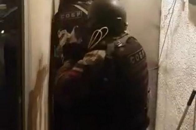 Опубликовано видео задержания киллеров, покушавшихся на сыновей убитого «авторитета» Вальтера Арутюняна