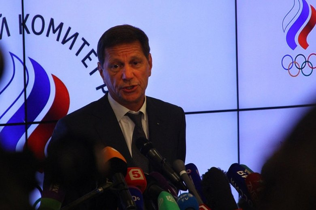Александр Жуков заявил об уходе с поста главы Олимпийского комитета России