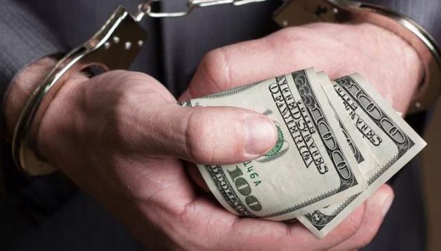Главы Госгеокадастра попались на взятке в $200 тысяч