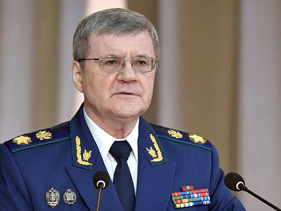 Доходы генпрокурора РФ Чайки в прошлом году выросли на 26%