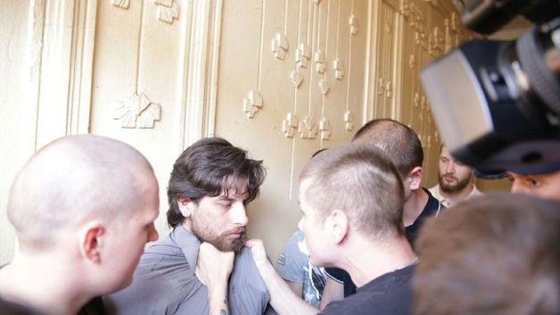 В Киеве радикалы задержали известного террориста из Бразилии
