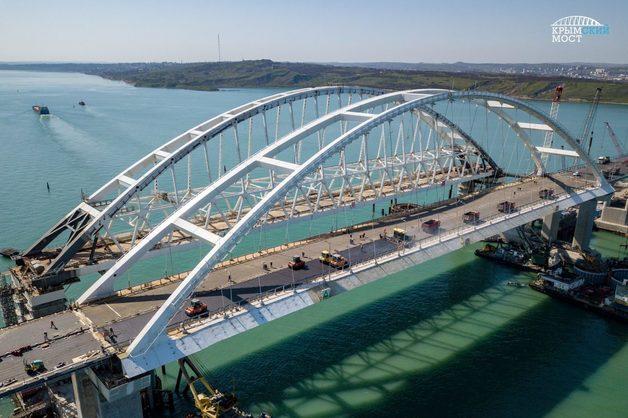 На семь голландских компаний завели дела за поставки оборудования для строительства Крымского моста