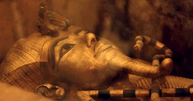 В Египте прекратили поиски потайной комнаты в гробнице Тутанхамона