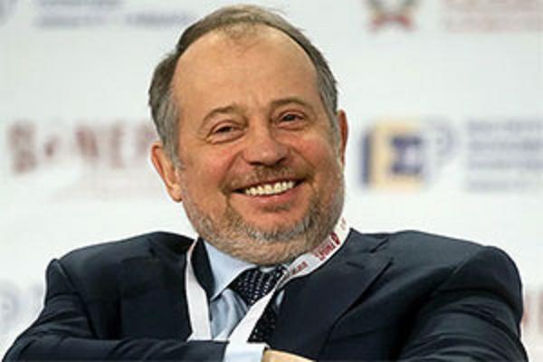 Первый в списке миллиардеров Владимир Лисин