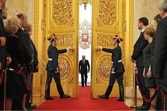 7 мая в Москве пройдет инаугурация президента РФ Владимира Путина