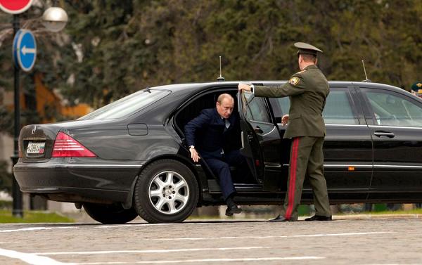 «Кортеж» для Путина: провал или успех