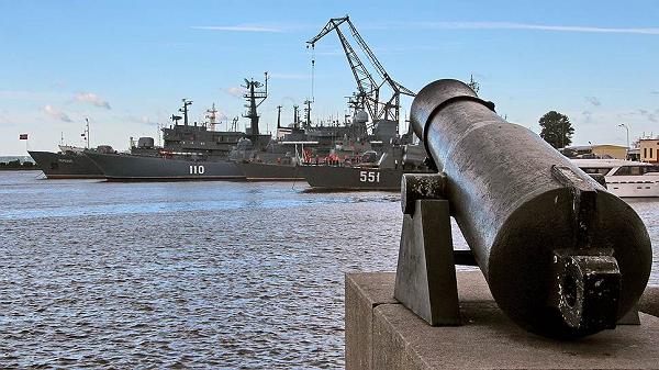 Береговая оборона Балтфлота дала коррупционную течь