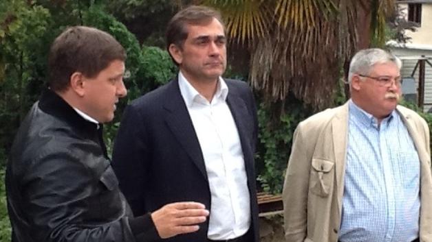 Арестован затаившийся подельник замминистра Светлицкого
