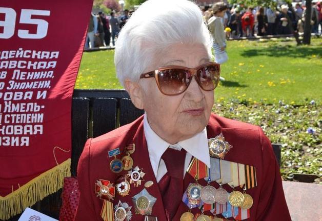94-летняя ветеран войны: «Путин предал нас»