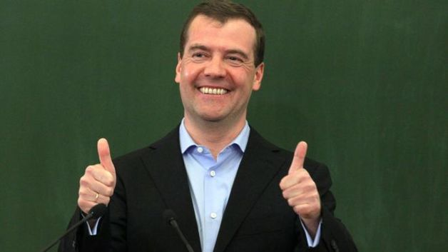 В России избрали премьер-министра