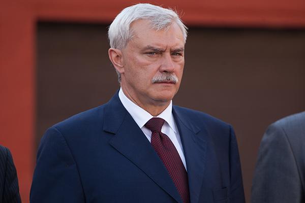 Георгий Полтавченко сделал пьянчугу-полицейского лауреатом