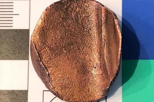 В Москве археологи нашли воровскую монету XVIII века