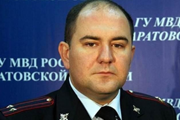 Начальник УЭБиПК ГУ МВД Саратовской области скрылся после возбуждения против него дела о взятке