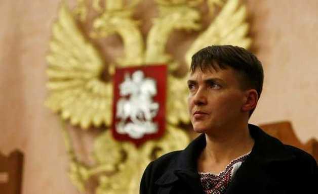 Савченко имеет право пользоваться правами нардепа, но не покидая место пребывания
