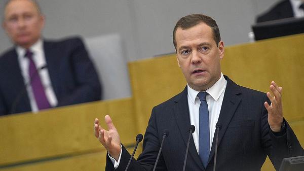 Дмитрий Медведев стал снова премьер-министром РФ
