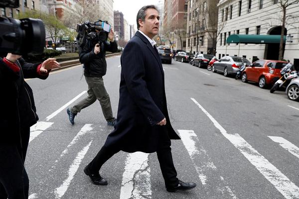 Фирма, связанная с российским олигархом, осуществляла выплаты адвокату Трампа — The New York Times