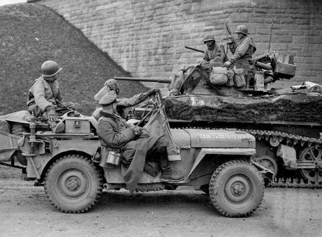 Названы самые известные автомобили Второй мировой войны