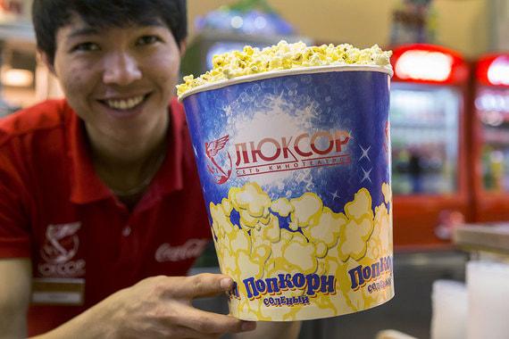 МТС-банк требует признать банкротом сеть кинотеатров «Люксор»