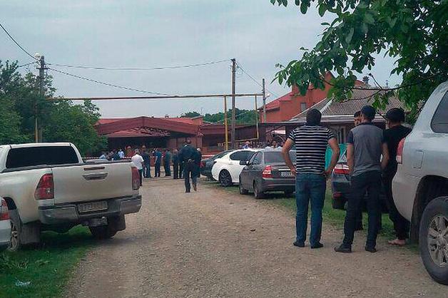 На семью бывшего вице-губернатора Краснодарского края напали четверо в масках