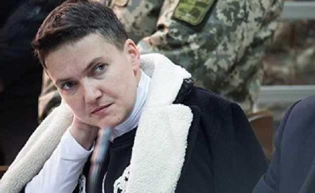 От Савченко ушли ее адвокаты