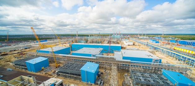 «Новоуренгойский газохимический комплекс» получил счет на 7,3 миллиарда от ВИСА и «Стройнефтегаза»