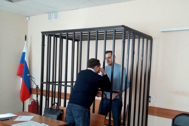 Арестованного за взятку и растрату главу Курганской УФНС оставили под стражей
