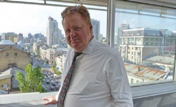 Игра в лотерею по-крупному. «Фунт» Майкл Джон Фогго заврался ради киевских «патронов»