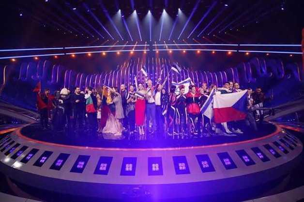 Стало известно, какое место на Евровидении занял представитель Украины