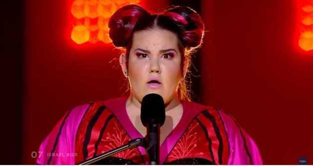 """""""Ты же корова!"""" Премьер Израиля вляпался в скандал с победительницей Евровидения"""