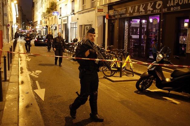 Полиция Франции взяла под стражу родителей чеченца, устроившего резню в Париже