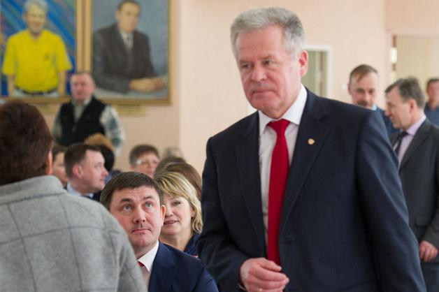 Экс-глава Каменска-Уральского отправлен под арест за взятку