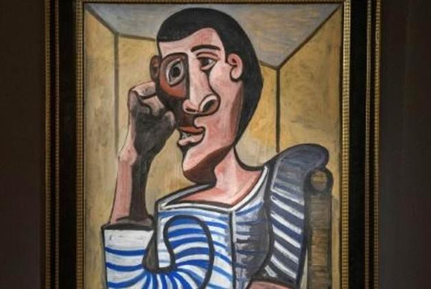 Картину Пикассо стоимостью $70 миллионов внезапно сняли с аукциона из-за повреждения