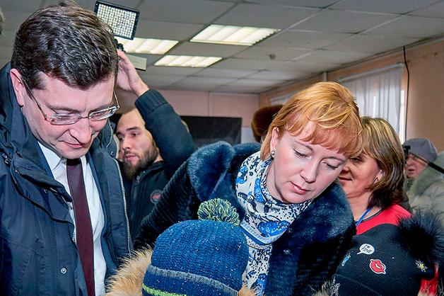 Супруга врио нижегородского губернатора заработала в 2,5 раза больше мужа