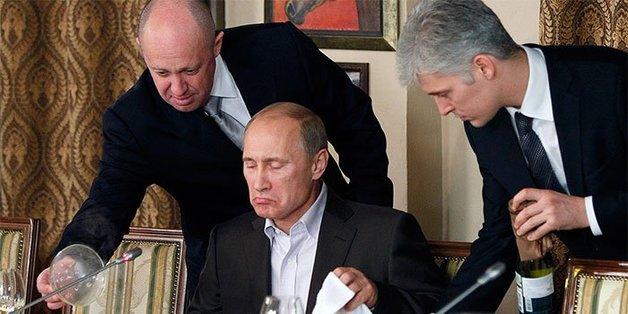 Какое меню у Путина: любимые блюда и спиртные напитки президента России
