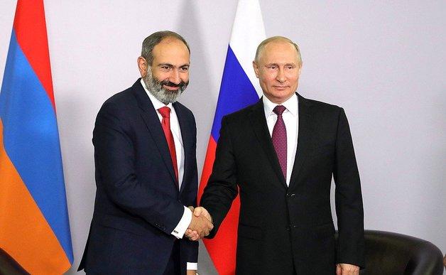 Пашинян: Армения сохранит стратегическое партнерство с Россией