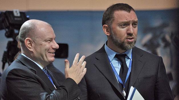 Владимир Потанин признался в корыстных намерениях относительно Олега Дерипаски