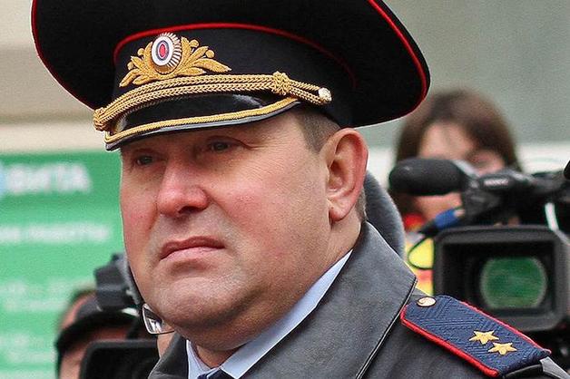 Ставленников экс-главы ГУ МВД по Самарской области снимают с постов