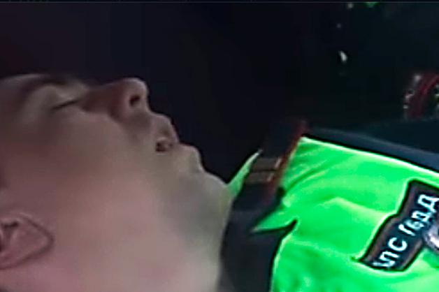 Амурчанин устроил внезапную побудку спящим на службе полицейским