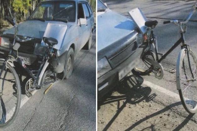Пьяный полицейский насмерть сбил пенсионера на велосипеде в Ленобласти