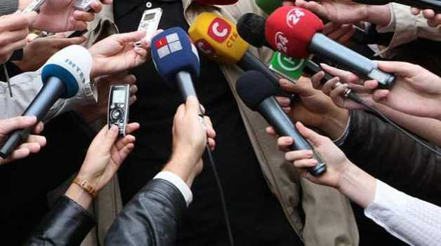 """Российские пропагандисты """"потеряли"""" в Киеве четырех журналистов"""