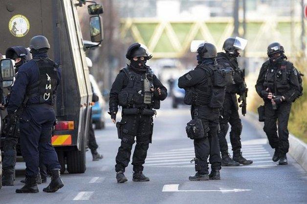 Группу чеченцев задержали во Франции по делу о терактах в Испании