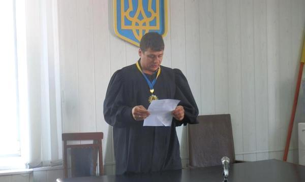 Судья Заводского райсуда г. Каменское Олег Рычка: богатство из ниткуда