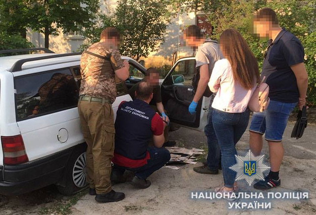 Опасная коррупция: в Луганской области взяточник в ходе побега пытался задавить прокурора