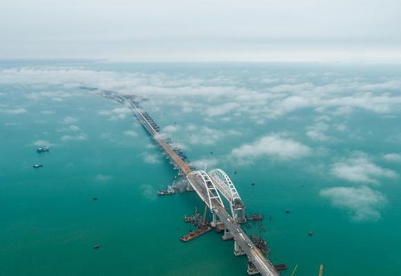 В России собираются построить новый мегамост, который обойдется дороже Крымского