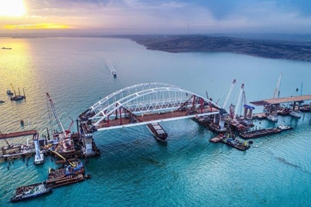 """Разбомбить к """"едрене фене"""": Американская газета посоветовала Украине подорвать Крымский мост"""