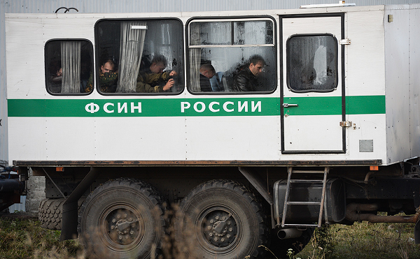 Щит и бронежилет: как СКР расследует мошенничество во ФСИН