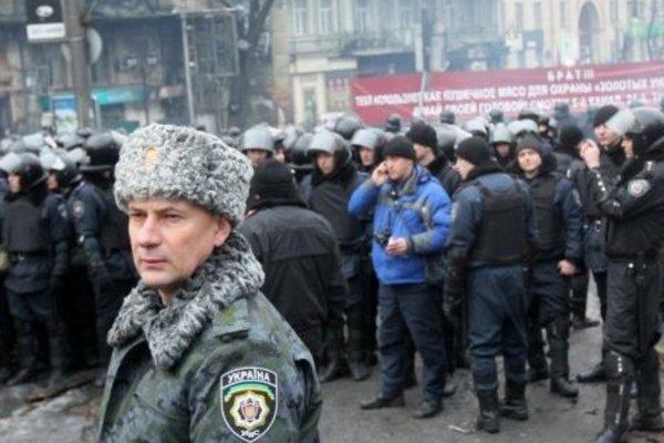 Расстрел Майдана: Командующий внутренними войсками при Януковиче рассказал как это было