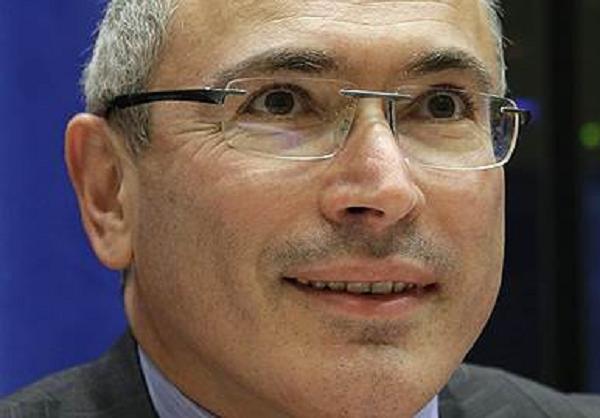 """Ходорковский продолжает работать в России через """"прокладку"""""""